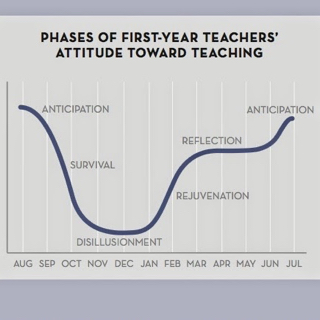 Phases of first-year teachers' copy (1)