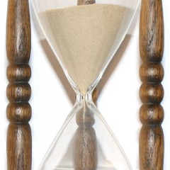 Woodenhourglass